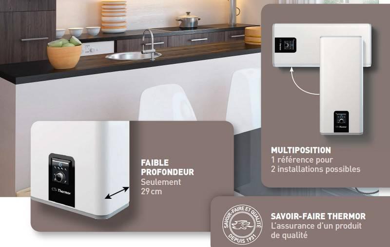 vente et installation d 39 un chauffe eau plat provence chauffage. Black Bedroom Furniture Sets. Home Design Ideas